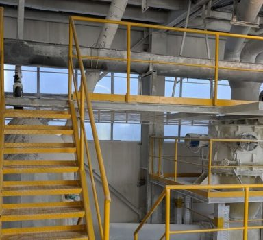 Metal structures manufacturing and installation – Kaolin LLC