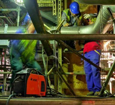 Pipeline construction & installation – Mondi Stamboliiski